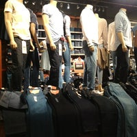 Photo taken at Levi's Store by Richard Y. on 3/20/2012