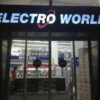 Photo taken at Electro World by Osman A. on 9/12/2012