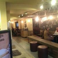 3/5/2014 tarihinde Barış I.ziyaretçi tarafından Starbucks'de çekilen fotoğraf