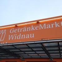 Photo taken at Getränke Markt Widnau by Sven D. on 2/22/2013