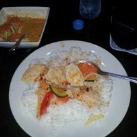 Photo taken at Spicy Basil by Billy F. on 12/17/2012