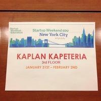 Photo taken at Kaplan, Inc. by james l. on 2/1/2014