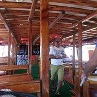 9/8/2013 tarihinde Galip D.ziyaretçi tarafından Ayvalık Ayfer Millenium Tekne Turu'de çekilen fotoğraf