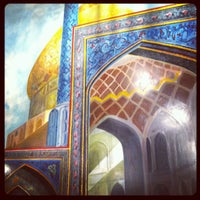 Photo taken at Persian Darbar by Sandeep H. on 3/24/2013