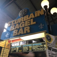 Photo taken at St. Urbain Bagel by Aryeh A. on 8/29/2017