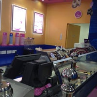 Photo taken at Baskin Robbins by Feda A. on 12/24/2012