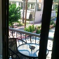 Photo taken at Savinos Rooms by Valio on 7/29/2013