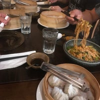 Photo taken at Excellent Dumpling House by Laura R. on 6/28/2017