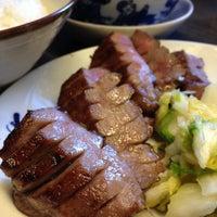 11/16/2012にMegumi T.が牛たん炭焼 利久 多賀城店で撮った写真