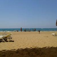 Photo taken at Antalya Deniz Kenari by ⚓⚓Burak Ö. on 7/5/2013