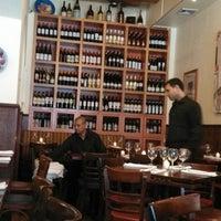 Photo taken at Gennaro Restaurant by Sergey D. on 7/13/2013