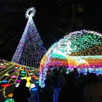 Photo taken at Tokyo German Village by arayans on 12/22/2012