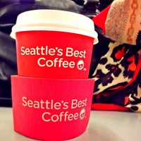 Photo taken at Seattle's Best Coffee - SeaTac Airport Main Terminal by IvanaTaroreh on 1/25/2014