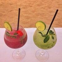 Photo taken at Beach Bar by Melia Salinas by Xavi C. on 5/15/2014