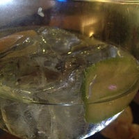 Photo taken at QB Cocktails & Bar by Xavi C. on 3/12/2014