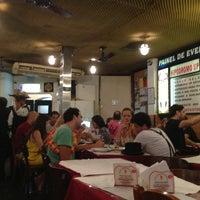 Photo taken at Bar e Restaurante Hipódromo by Teresa L. on 2/12/2013
