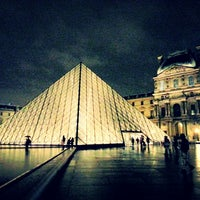 Photo taken at The Louvre by Ege Y. on 10/29/2013