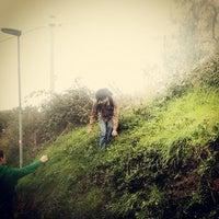 Photo taken at Bettona by Leandro V. on 11/18/2013