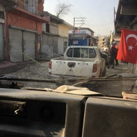 Photo taken at Reyhanlı sanayi by Ahmet on 2/6/2018