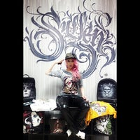 Photo taken at Sullen Official Store by Денис В. on 12/22/2013