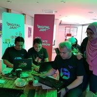 Photo taken at Menara Celcom by Najib on 11/23/2017