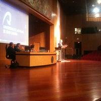 Foto tomada en Paraninfo de la ULPGC por Universidad de Las Palmas de Gran Canaria U. el 12/11/2012
