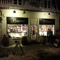 Photo taken at Bagsværd Vinhandel by Lars H. on 12/13/2012