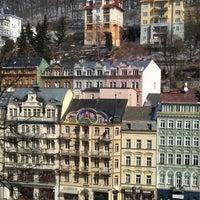 3/16/2013 tarihinde Ann K.ziyaretçi tarafından Karlovy Vary | Karlsbad'de çekilen fotoğraf