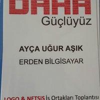 Photo taken at ERDEN Bilgisayar Ltd. Şti. by Ayça U. on 3/14/2014