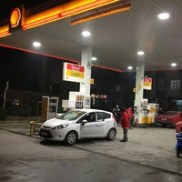 Photo taken at Shell by Murat D. on 1/3/2013