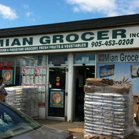 Photo taken at Mian Grocers Inc. by Craig P. on 3/23/2013
