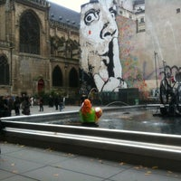 Photo taken at Dame Tartine by Kat B. on 11/11/2012