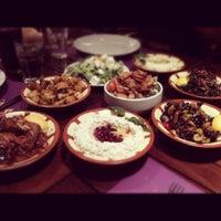 Photo taken at Al Shami Home Restaurant by Serena P. on 11/20/2012