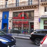 Office du tourisme et des congr s de paris tourist information center in paris - Office du tourisme a paris ...