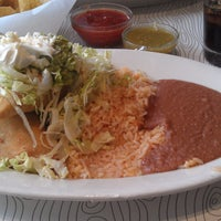 Photo taken at Pure Taqueria by Piedmont Family Dentistry on 10/30/2012