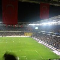 Photo taken at Radyo Fenerbahçe 97.0 by Erkut💛💙 on 11/11/2012