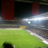 Photo taken at Radyo Fenerbahçe 97.0 by Erkut💛💙 on 3/20/2013