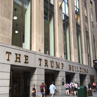 Photo taken at Trump Building by Denys A. on 7/17/2017