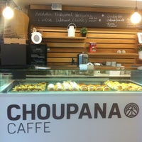 Photo taken at Choupana Caffe by Elisabete F. on 2/13/2013