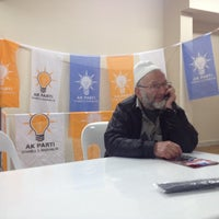 Photo taken at Ak Parti Beykoz Merkez Mahalle Teşkilatı by Kadir D. on 1/25/2014