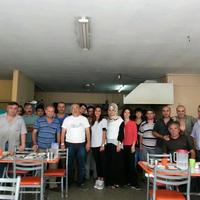 Photo taken at Ceylan Tekstil Apre ve Boya Tic Ltd Şti by Duygu P. on 8/30/2013