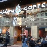 2/24/2013 tarihinde Gülşah Ş.ziyaretçi tarafından Caribou Coffee'de çekilen fotoğraf