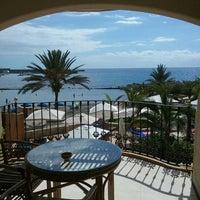 Photo taken at Hotel Dorado Beach by Roel on 9/19/2015