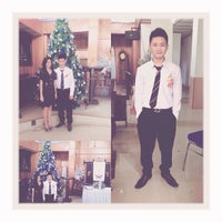 Photo taken at GMIM Kolam Bethesda Tikala Kumaraka by Meylita O. on 12/26/2013