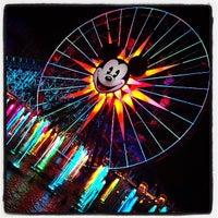 Снимок сделан в Disney California Adventure Park пользователем Jason K. 8/25/2013