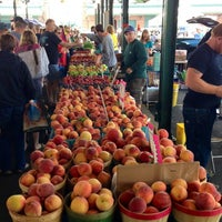 Photo taken at Central NY Regional Market by Andrew H. on 8/3/2013