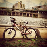 Photo prise au Schuylkill River Trail par Marc L. le4/20/2013