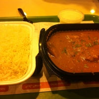 Photo taken at Indian Kitchen Express by FaHaD on 2/6/2013