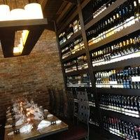 Photo taken at Purple Cafe & Wine Bar by sandra m. on 4/24/2013