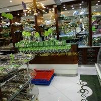 Photo taken at حلويات سعد الدين by Mohammed A. on 7/2/2016